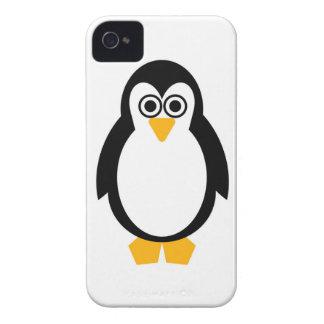 Coque Case-Mate iPhone 4 Cas de la partie IPhone4 de pingouin à peine là