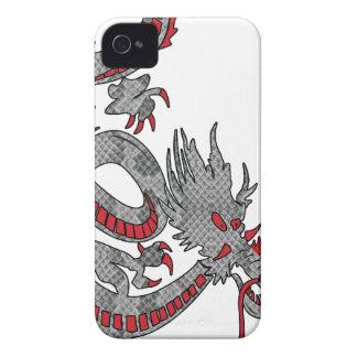 Coque Case-Mate iPhone 4 Dragon chinois de nouvelle année