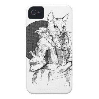 Coque Case-Mate iPhone 4 finale de chat de victorian