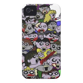 Coque Case-Mate iPhone 4 Horde de zombi