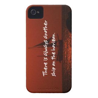 Coque Case-Mate iPhone 4 Il y a toujours un autre bateau sur l'horizon