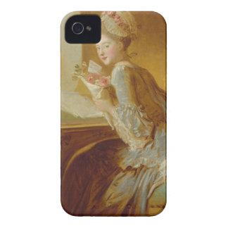 Coque Case-Mate iPhone 4 Lettre d'amour