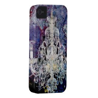 Coque Case-Mate iPhone 4 lustre d'Edwardian d'aquarelle d'impressionisme