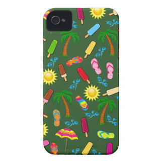 Coque Case-Mate iPhone 4 Motif de plage