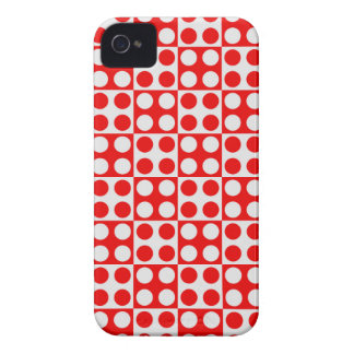 Coque Case-Mate iPhone 4 motif de point #3