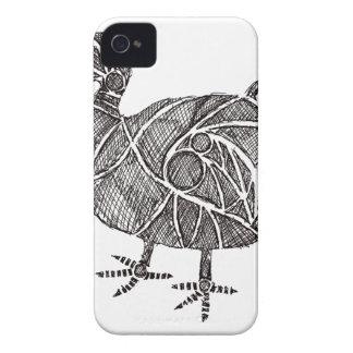 Coque Case-Mate iPhone 4 Oiseau de dronte