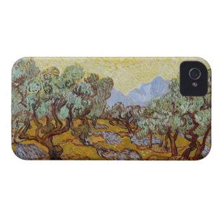 Coque Case-Mate iPhone 4 Oliviers de Vincent van Gogh |, 1889