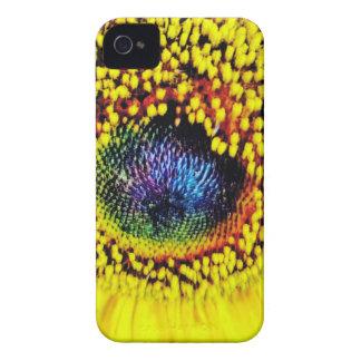 Coque Case-Mate iPhone 4 Plan rapproché jaune