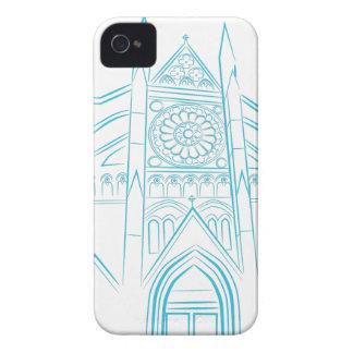 Coque Case-Mate iPhone 4 Point de repère d'Abbaye de Westminster