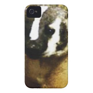 Coque Case-Mate iPhone 4 rayures du blaireau