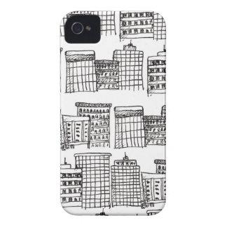 Coque Case-Mate iPhone 4 skyscraper