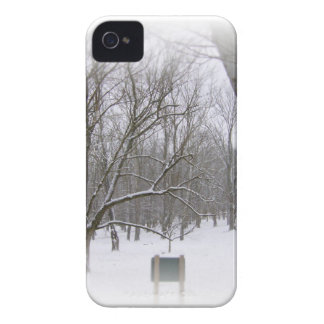 Coque Case-Mate iPhone 4 Sommeil d'hiver