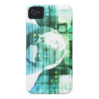 Coque Case-Mate iPhone 4 Technologie futuriste de la Science comme art de