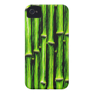 Coque Case-Mate iPhone 4 Texture naturelle en bois Styl de Brown de cannes