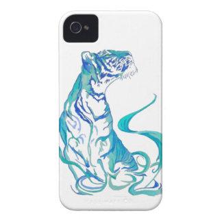 Coque Case-Mate iPhone 4 tigre