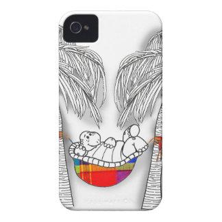 Coque Case-Mate iPhone 4 Tortue Hammac
