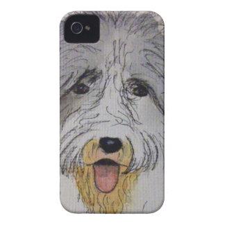 Coque Case-Mate iPhone 4 Vieux chiot anglais de chien de moutons