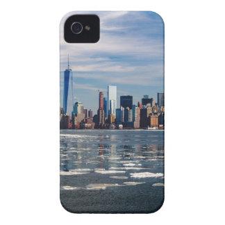 Coque Case-Mate iPhone 4 Ville Manhattan de New York City d'horizon de New