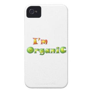 Coque Case-Mate iPhone 4 Volenissa - je suis organique