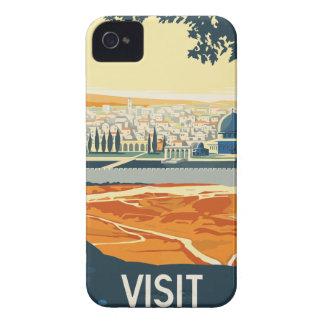 Coque Case-Mate iPhone 4 Voyage vintage Palestine
