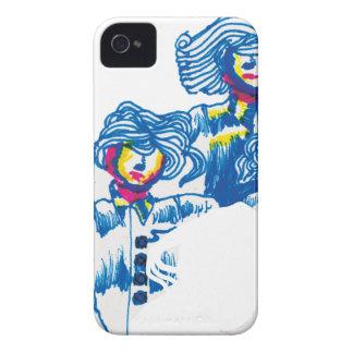 Coque Case-Mate iPhone 4 wondercrowd-tentacules