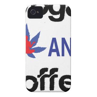 COQUE Case-Mate iPhone 4 YOGA ET CAFÉ