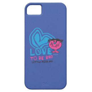 Coque Case-Mate iPhone 5 Amour à être mauvais coeur déformé par |