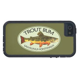 Coque Case-Mate iPhone 5 BON À RIEN de TRUITE drôle de pêche de mouche