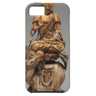 Coque Case-Mate iPhone 5 Bouddha Shakyamuni avec des bodhisattvas propres