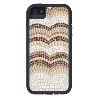 Coque Case-Mate iPhone 5 Caisse dure beige de l'iPhone SE/5/5S Xtreme de