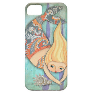 Coque Case-Mate iPhone 5 Cas de l'iPhone 5/5S de sirène