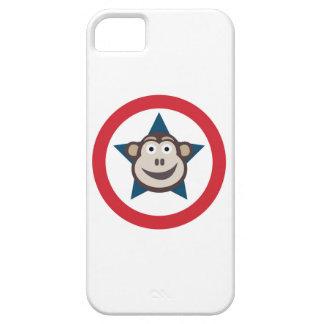 Coque Case-Mate iPhone 5 Cas graphique d'IPhone 5/5S de singe superbe à