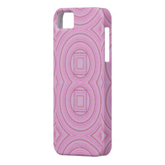 Coque Case-Mate iPhone 5 Cas rose de conception