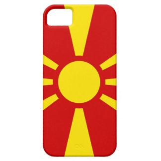 Coque Case-Mate iPhone 5 Drapeau de la république de Macédoine