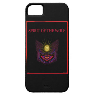 Coque Case-Mate iPhone 5 Esprit du loup