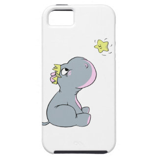 Coque Case-Mate iPhone 5 Hippopotame et étoile !