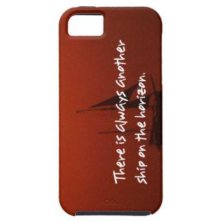 Coque Case-Mate iPhone 5 Il y a toujours un autre bateau sur l'horizon