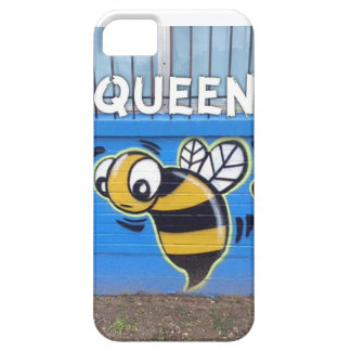 Coque Case-Mate iPhone 5 iPhone de reine des abeilles/cas de téléphone