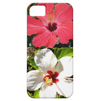 Coque Case-Mate iPhone 5 Ketmies roses et blanches