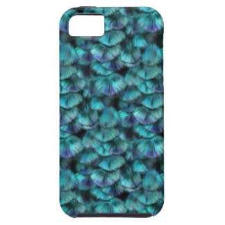 Coque Case-Mate iPhone 5 Motif bleu de plume d'ISIS