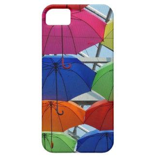 Coque Case-Mate iPhone 5 parapluie coloré