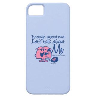 Coque Case-Mate iPhone 5 Parlez de petite Mlle Chatterbox