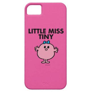 Coque Case-Mate iPhone 5 Petit lettrage noir de Mlle Tiny |