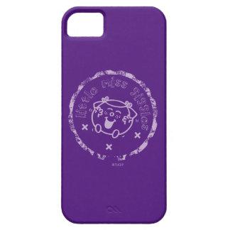 Coque Case-Mate iPhone 5 Petite conception vintage de Mlle Giggles |