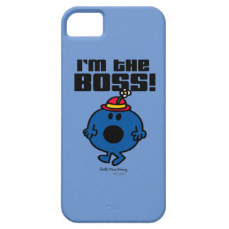 Coque Case-Mate iPhone 5 Petite Mlle Bossy | je suis le patron
