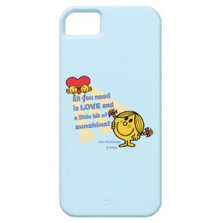 Coque Case-Mate iPhone 5 Petite Mlle Sunshine | tout que vous avez besoin