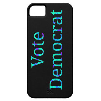 Coque Case-Mate iPhone 5 Phonecase de démocrate de vote