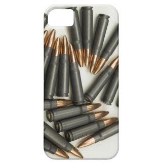 Coque Case-Mate iPhone 5 point creux des munitions 7.62x39mm de munitions