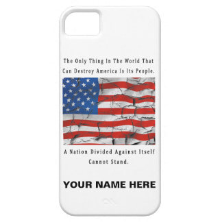 Coque Case-Mate iPhone 5 Une nation divisée