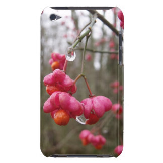 Coque Case-Mate iPod Touch Baies roses de Wahoo